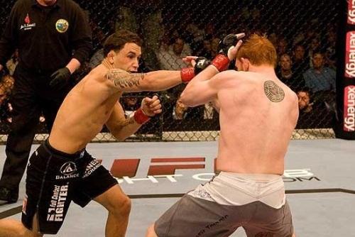 Frankie Edgar, UFC 112