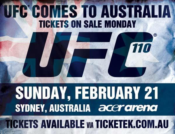 UFC110